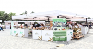 """Organic Food Festival 2019"" başa çatıb (FOTO)"