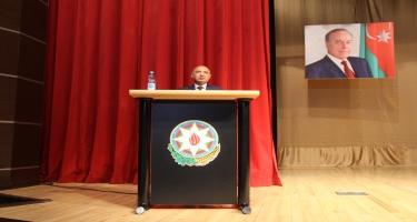 Komitə rəsmisi: Azərbaycana yad dini ideologiyaların ixrac edilməsinə cəhdlər olunur (FOTO)