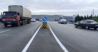 Azərbaycanda yol hərəkətinin nizamlanması üçün iki yeni nişan yaradılır