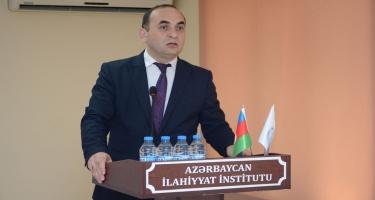 Azərbaycan İlahiyyat İnstitutu virtual sorğunun qalibi oldu (FOTO)