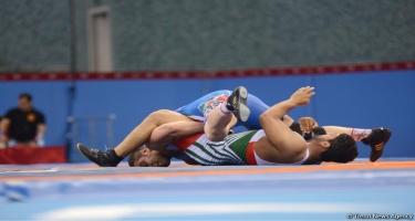 Üç güləşçimiz Avropa Oyunlarının yarımfinalına yüksəlib