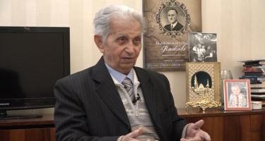 Yaqub Mahmudov: Şirməmməd Hüseynov heç nədən çəkinmədən öz sözünü deyən görkəmli ziyalımız idi