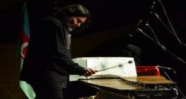 Beynəlxalq Muğam Mərkəzində Meksika abu-havası ilə marimba musiqisi (FOTO)