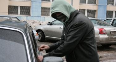 Rusiyada ən çox qaçırılan avtomobillərin reytinqi açıqlanıb