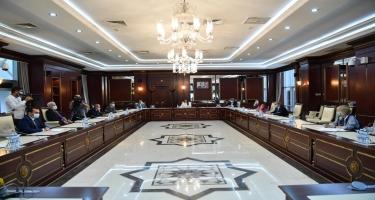 Milli Məclisin Mədəniyyət komitəsi payız sessiyasında ilk iclasını keçirib (FOTO)