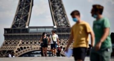 Fransada rekord sayda yeni yoluxma halı qeydə alınıb