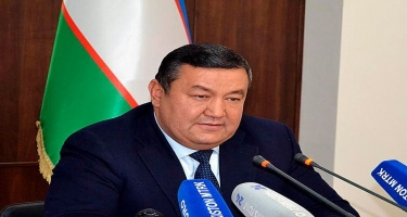 Özbəkistan Baş nazirinin müavini koronavirusdan vəfat edib
