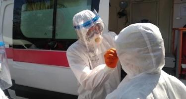 Qırğızıstanda sutkada daha 81 nəfər koronavirusa yoluxub
