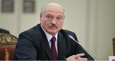 Lukaşenkonun andiçmə mərasimi keçirilib