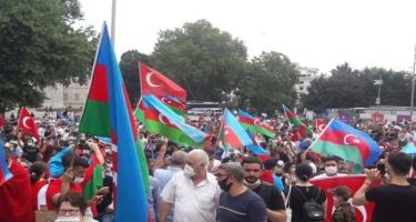 Türkiyədəki bütün soydaşlarımız Azərbaycan dövlətinin yanındadır