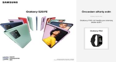 Samsung Galaxy S20 FE - ən yaxşı flaqman xüsusiyyətləri sərfəli qiymətə