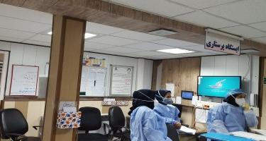İranda ötən sutkada 3,6 minə yaxın şəxs koronavirusa yoluxub