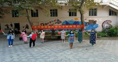 Azərbaycan Dillər Universitetində Çin mədəniyyəti həftəsi davam edir