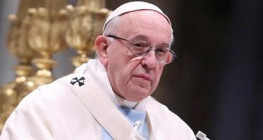 Roma papası Pompeo ilə görüşdən imtina edib