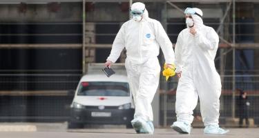 Moskvada koronavirusdan daha 68 nəfər ölüb