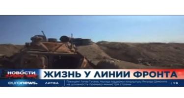 """""""Euronews"""" əməkdaşlarına hücum bir daha Ermənistanın simasını göstərir - XİN (VİDEO)"""