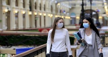 Rusiyada koronavirusdan ölənlərin sayında növbəti rekord qeydə alındı