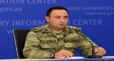 Azərbaycan Ordusunda heç bir qadağan olunmuş silahdan istifadə edilmir - Anar Eyvazov