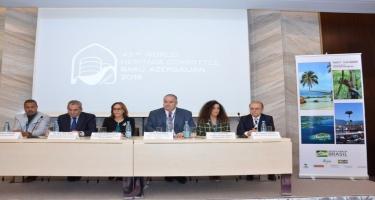 Azərbaycan ilə Braziliya UNESKO-da sıx əməkdaşlıq edirlər (FOTO)