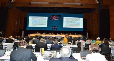 Ümumdünya İrs Komitəsinin 43-cü sessiyası işini davam etdirir (FOTO)