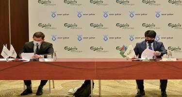 Carlsberg Azerbaijan və AzərŞəkər şirkətləri əməkdaşlıq memorandumu imzalayıblar (FOTO)
