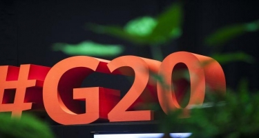 G20 sammiti 30-31 oktyabr 2021-ci il tarixlərində Romada keçiriləcək