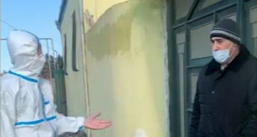 Yaşayış yerini tərk edən aktiv koronavirus daşıyıcısı barədə cinayət işi başlanılıb (FOTO/VİDEO)