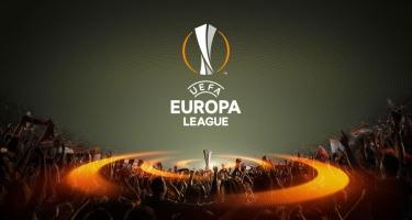 UEFA Avropa Liqası: Pley-off mərhələsinin püşkü atılıb