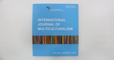 Beynəlxalq Multikulturalizm Jurnalının ikinci sayi nəşr edilib