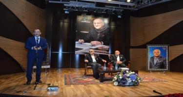 Əməkdar memar, akademik Rasim Əliyevin 85 illik yubileyi qeyd olundu (FOTO)