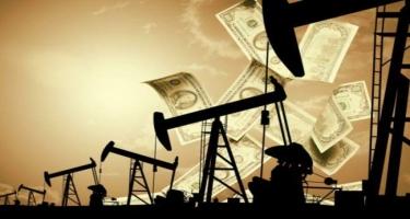 Brent markalı neftin qiyməti 57 dolları ötüb