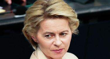 Ursula fon der Lyayenin Avropa Komissiyasının sədri seçilib