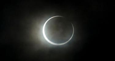 Ay tutulması başa çatıb