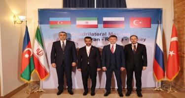 Azərbaycan, Rusiya, İran və Türkiyənin rabitə nazirləri Tehranda görüşəcək (FOTO)
