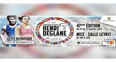 Henri Deqlan Qran-Pri turnirində güləşçilərimiz 5 medal qazanıblar
