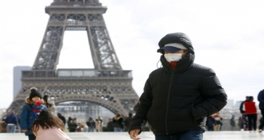 Fransada komendant saatını pozan 5,9 min nəfər cərimələnib