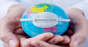 Dünyada koronavirusa yoluxanların sayı 95 milyonu keçib