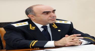 Baş prokuror Zakir Qaralov Şabranda sakinləri qəbul edəcək