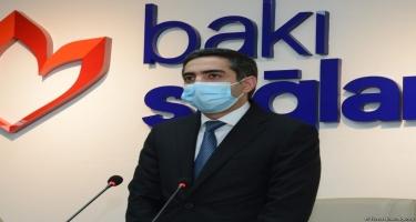 Azərbaycan pandemiyaya son qoyan ilk ölkələrdən olacaq - Agentlik sədri (FOTO)