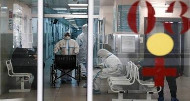 Rusiyada koronavirusdan ölənlərin sayı 66 mini keçib