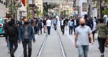 Türkiyədə son sutkada koronavirusdan 7 905 nəfər sağalıb