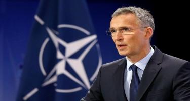 Stoltenberq: NATO-da Türkiyənin alyansdan çıxarılması fikri səsləndirilməyib
