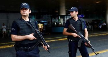 Türkiyədə terror aktının qarşısı alındı