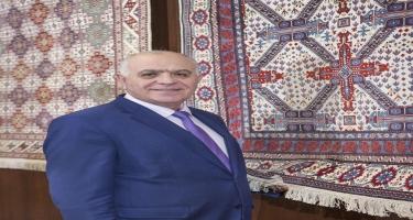 """Professor Vidadi Muradov """"Azərbaycan Xalq Cümhuriyyətinin 100 illiyi"""" yubiley medalı ilə təltif olunub (FOTO)"""