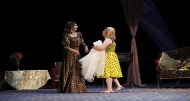 Sumqayıt Dövlət Dram Teatrında şəhərin 70 illik yubileyinə həsr olunmuş tamaşa nümayiş olunacaq (FOTO)