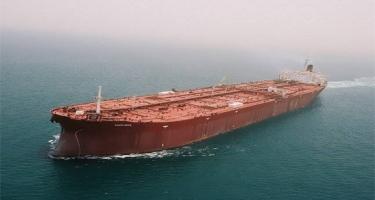 İran silahlı qüvvәlәri yanacaq tankerini saxlayıblar