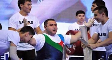 Azərbaycan idmançısı Paralimpiya Oyunlarına lisenziya qazanıb