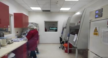 Bütün hərbi hospitallar peyvəndləmə üçün lazımi avadanlıqlarla təmin edilib - Baş sanitar həkim