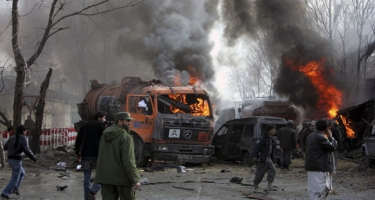 Əfqanıstanın Baş naziri Kabildəkı terror aktını pisləyib