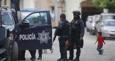 Meksikada silahlı hücum nəticəsində 6 nəfər ölüb